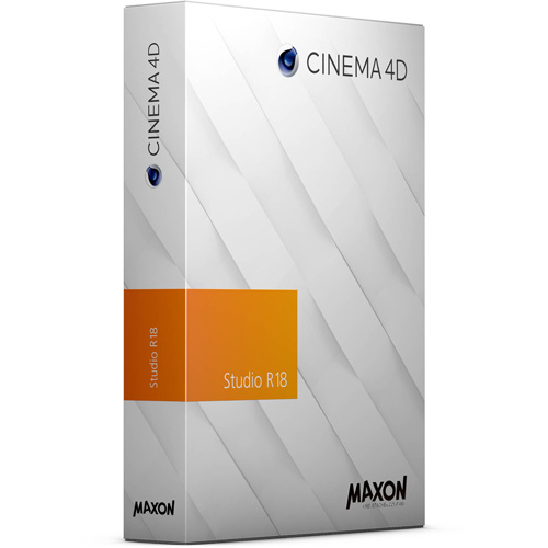 CINEMA 4D Studio R18