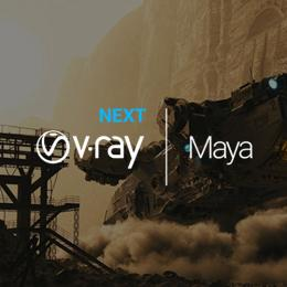 V-Ray Next 4.3 for Maya