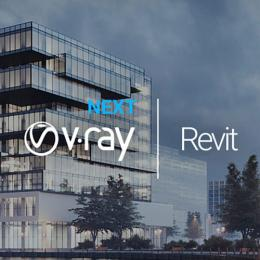V-Ray Next 4.10 for Revit