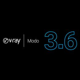 V-Ray 3.6 for Modo