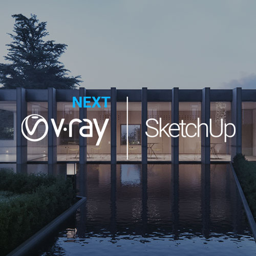 V-Ray Next 4.0 for SketchUp
