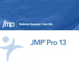 JMP Statistical Discovery Pro 13