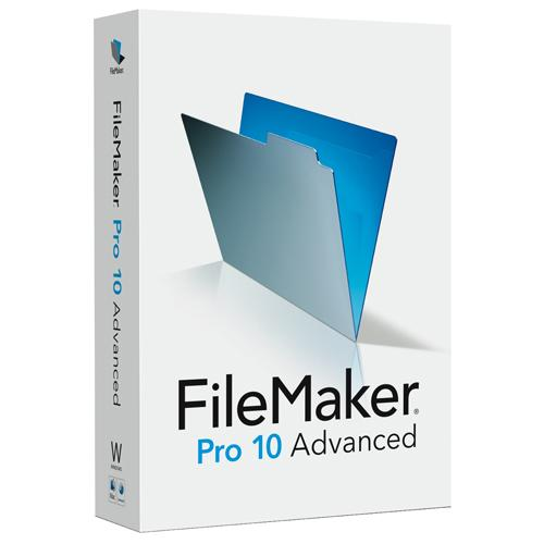 FileMaker Pro 10 Advanced