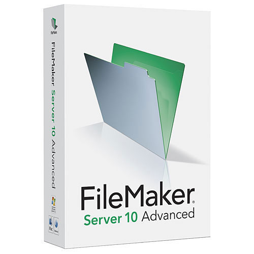 FileMaker Server 10 Advanced