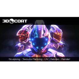 3D-Coat 4.8 Full Professional (Floating)