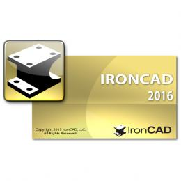 IronCAD Design Collaboration Suite 2016
