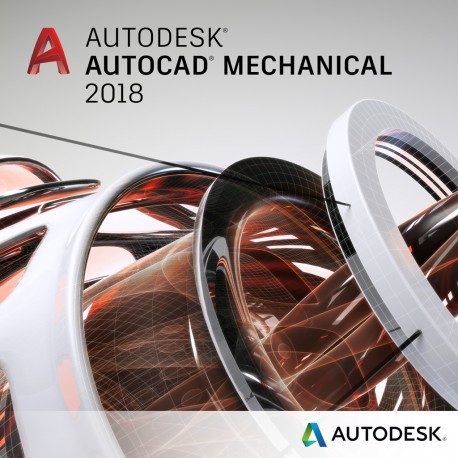AutoCAD Mechanical 2018