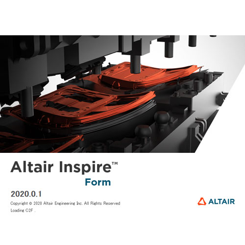 Altair Inspire Form 2020