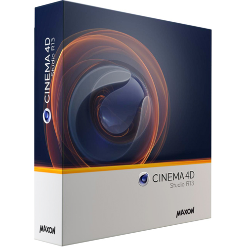 CINEMA 4D Studio R13