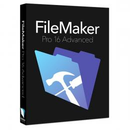 FileMaker Pro 16 Advanced