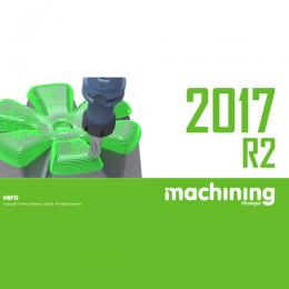 Machining Strategist 2017 R2