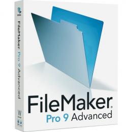 FileMaker Pro 9 Advanced