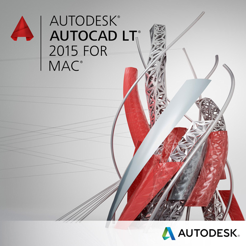 AutoCAD LT 2015 for Mac