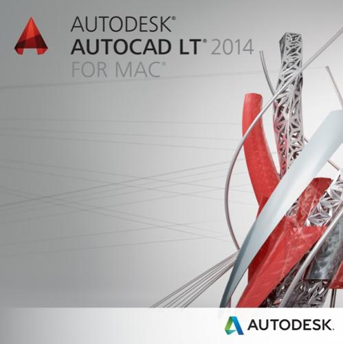AutoCAD LT 2014 for Mac