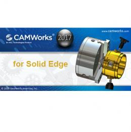 CAMWorks 2017 for Solid Edge