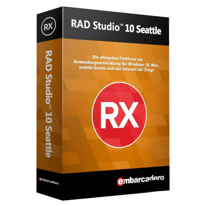 RAD Studio 10 Seattle Architect