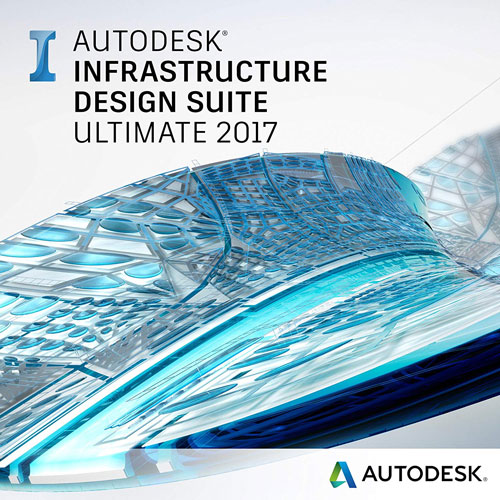 Infrastructure Design Suite 2017 Ultimate