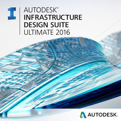 Infrastructure Design Suite 2016 Ultimate